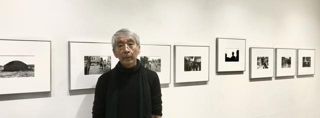 画像: 会場でお会いした飯田鉄さん