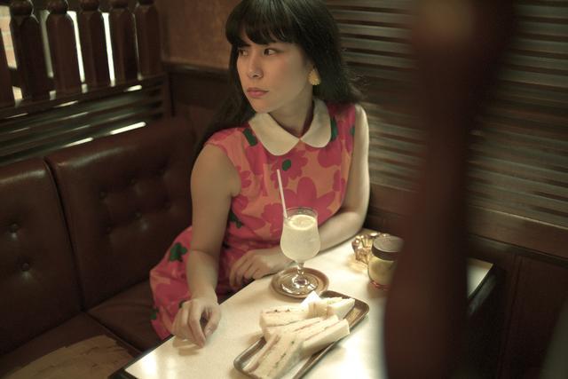 画像6: おとなりの駅、高円寺へ移動 さっそくお茶を「なかむら珈琲店」で