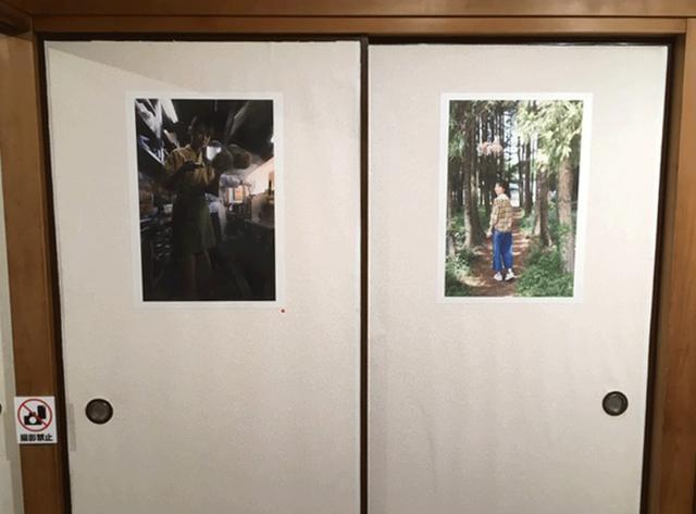 画像2: 藤里一郎写真展 『素顔』は、なんとラーメン店の女性店主を被写体としたもの。しかも、その彼女は、「バイトAKB」卒業者なんです。