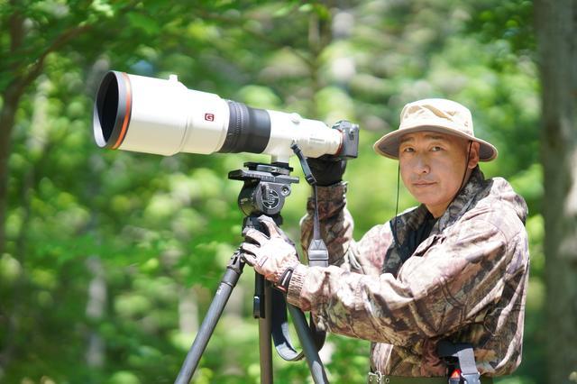 画像: 撮影・解説は動物写真家・野口純一さん