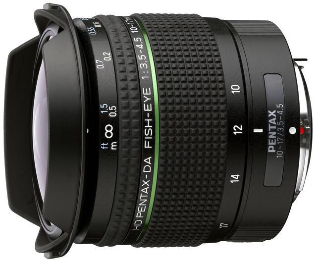 画像: HD PENTAX-DA FISH-EYE10-17mmF3.5-4.5ED