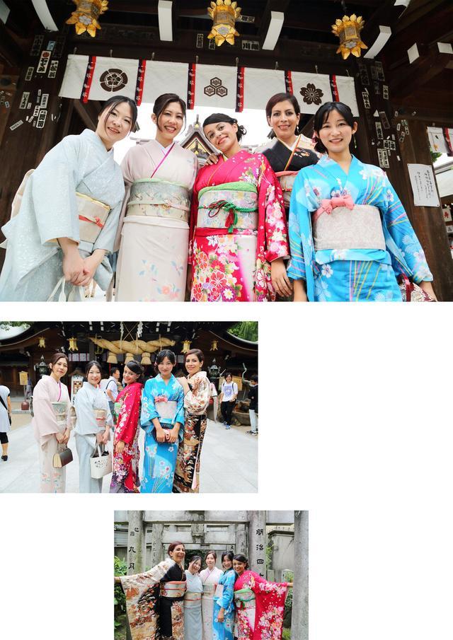 画像1: お櫛田さんでは飾り山が一年中見れると!