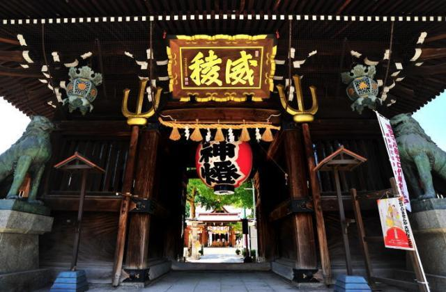 画像: 櫛田神社  –  福岡・博多の観光情報が満載!福岡市公式シティガイド よかなび