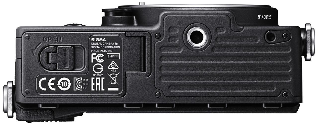 画像4: 世界最小・最軽量のフルサイズ機 「SIGMA fp」発表