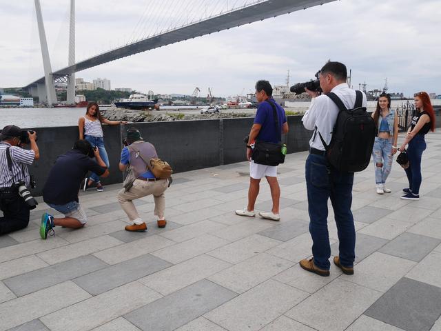 画像2: 残枠少々!!  値下げ断行!!  第12回『ウラジオストク モデル撮影ツアー』は10月3日からの3泊4日となりました。成田集合・解散/全食事付きです!