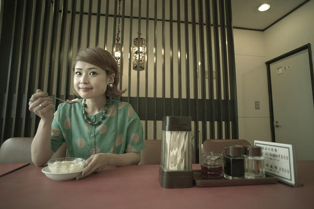 画像6: 代々木駅西口を見下ろす 「中国風レストラン 山水楼」