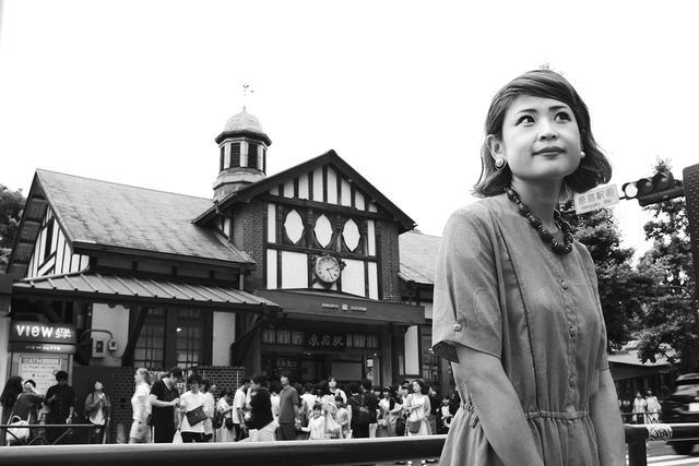 画像: 昭和歌謡を訪ね歩く「昭和という名の残照に」By L'amrita 原宿で「エメラルドの伝説・青い鳥」の巻 第3回