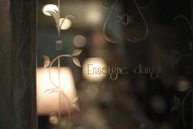画像4: 秘密にしておきたい…とっておきのお気に入りのお店「アンセーニュ・ダングル」へ