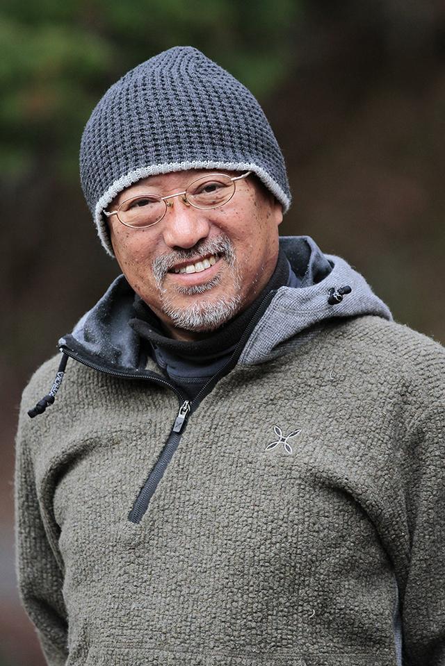 画像: 田中達也プロ。親切丁寧な撮影指導&作品講評で人気がある写真家です。