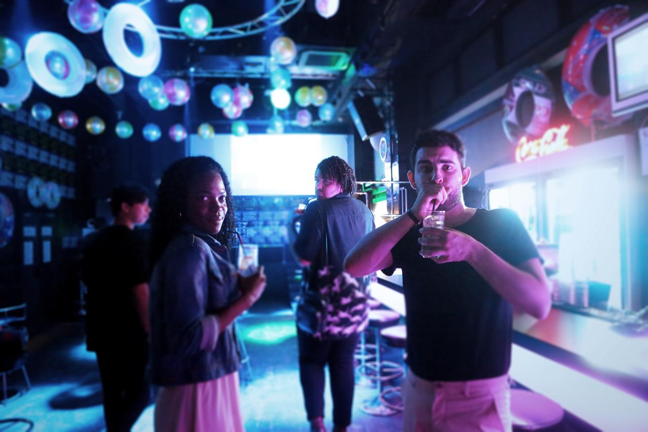 画像: 博多の老舗クラブは水・木・日は飲み放題ナント無料!