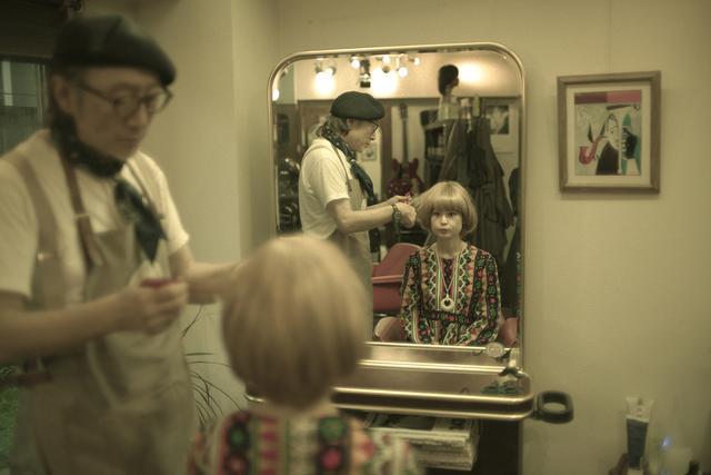 画像3: 60'sスタイル好き 憧れの美容室「PANORAMICA」