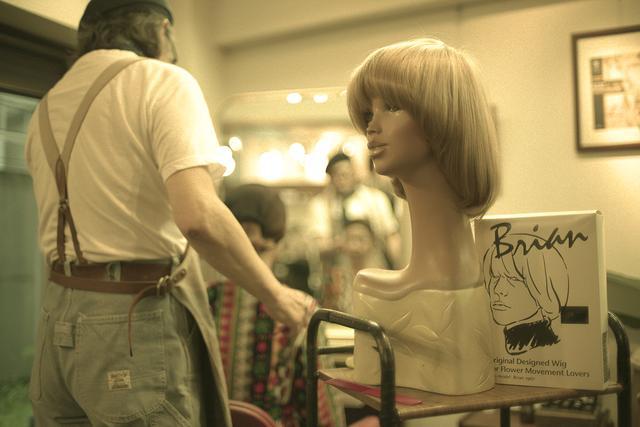 画像4: 60'sスタイル好き 憧れの美容室「PANORAMICA」