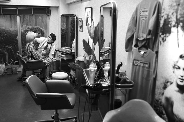 画像1: 60'sスタイル好き 憧れの美容室「PANORAMICA」