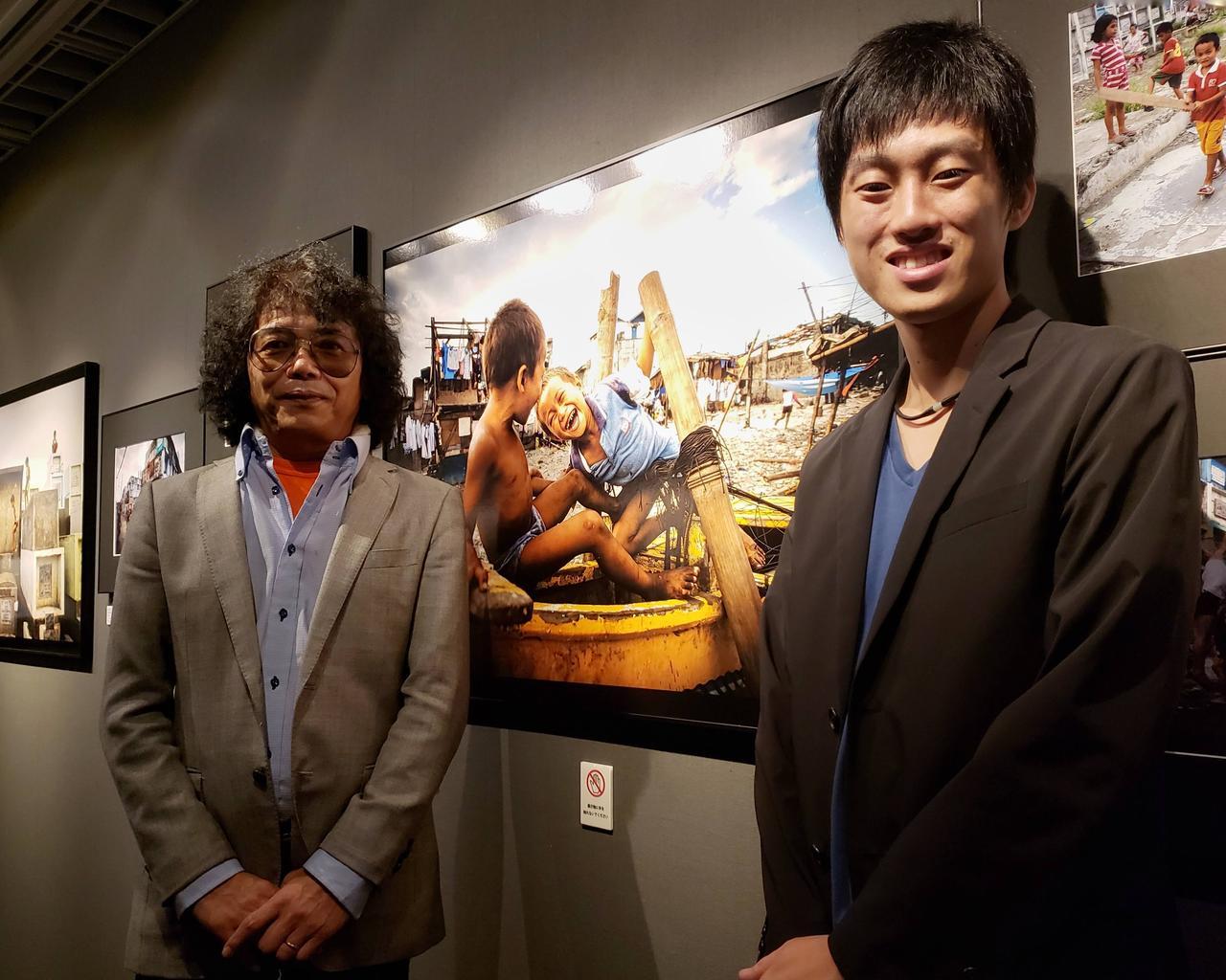画像: 左:森田雅章さん、右:吉田尚弘さん。