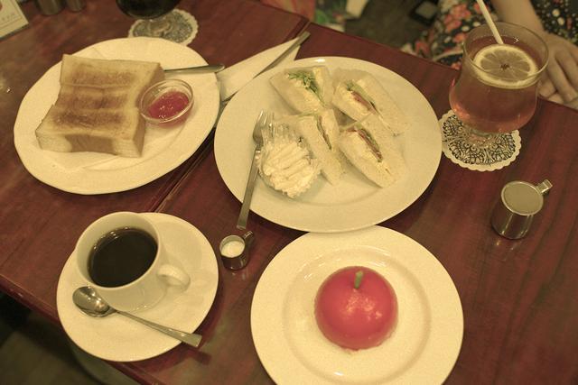 画像3: 待ち合わせは東長崎駅すぐ「カフェ・ド・ジャポネ」