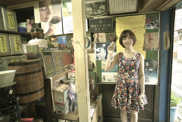 画像1: 喫茶店かと思ったらコーヒー豆の販売店「石川コーヒー」