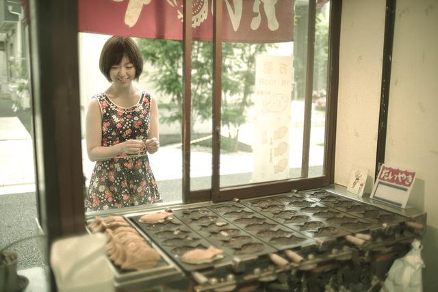 画像3: 江古田でたい焼きといえばここ!市場通りの「万龍」