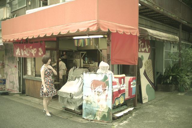 画像4: 江古田でたい焼きといえばここ!市場通りの「万龍」