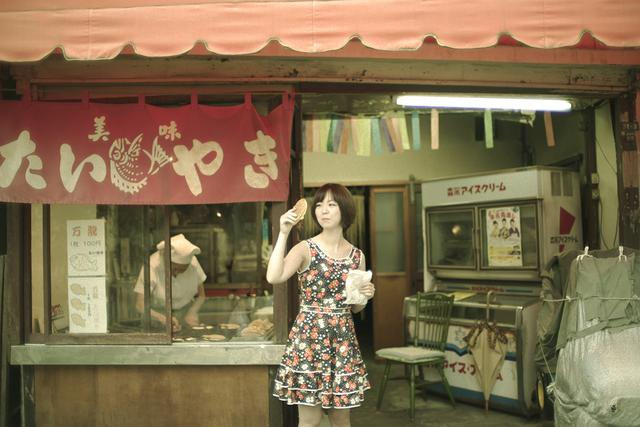 画像1: 江古田でたい焼きといえばここ!市場通りの「万龍」