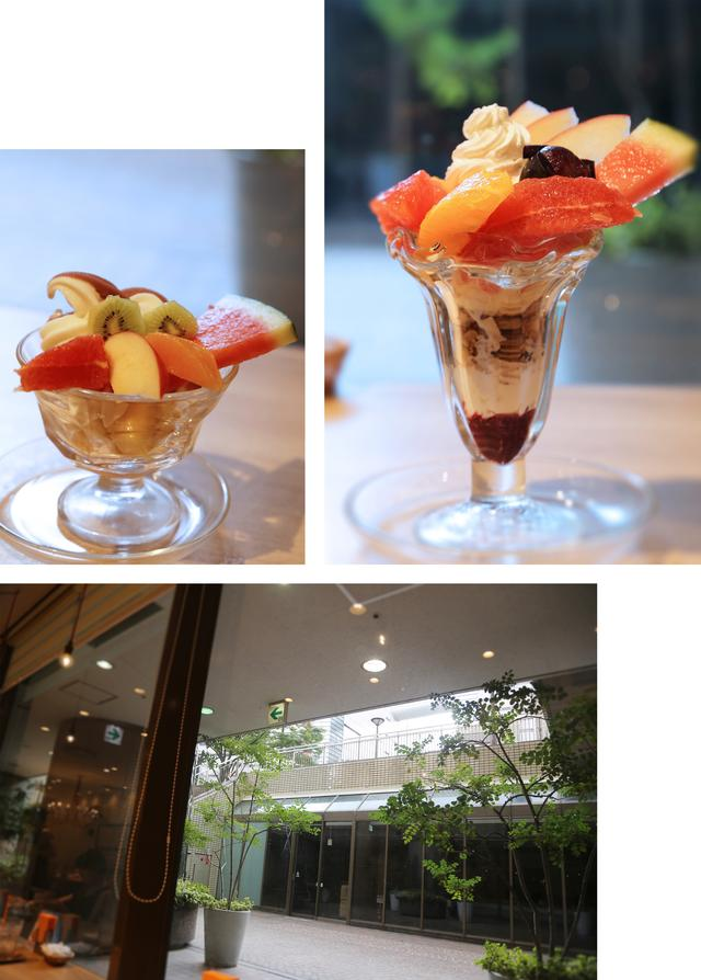 画像2: 果物屋さんのパフェは旬の果物たっぷり!