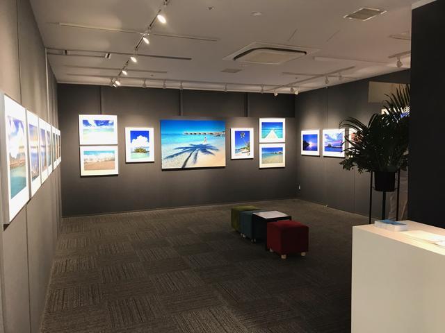 画像1: 斎藤勝則写真展「TAHITIAN Sea Breeze」が富士フォトギャラリー銀座で好評開催中! 8月22日(金)14時まで!
