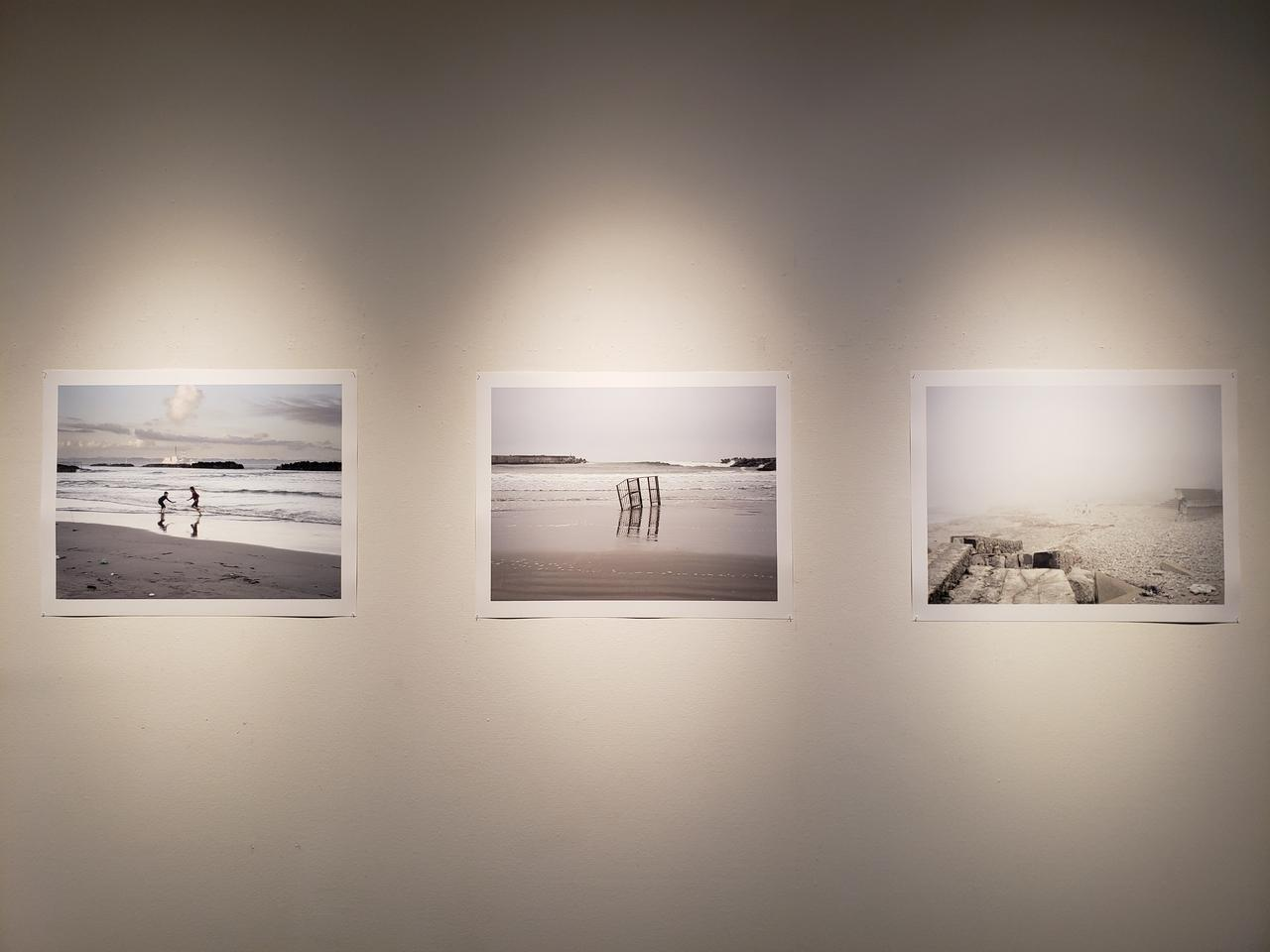 画像: 展示作品より。今回の写真展は「朝日新聞文化財団助成事業」の一環だそうです。