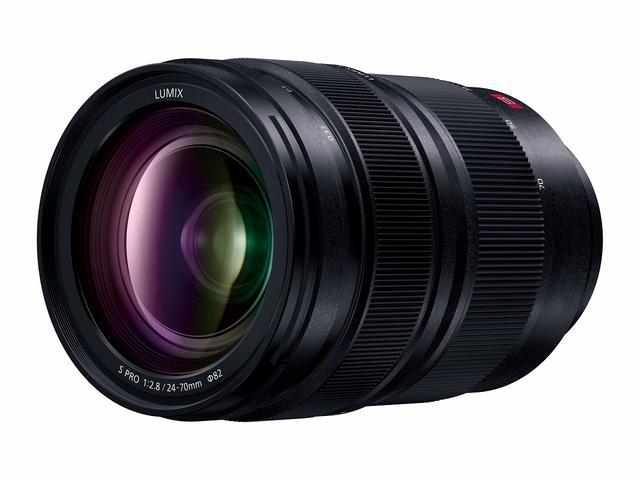 画像1: 新しいLマウントレンズ、LUMIX S PRO 24-70mm F2.8も発表!