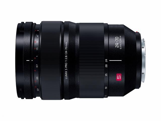 画像2: 新しいLマウントレンズ、LUMIX S PRO 24-70mm F2.8も発表!