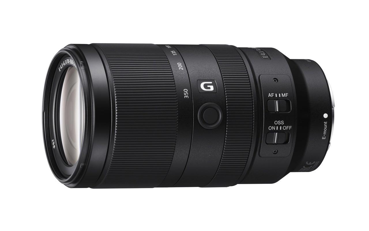 画像1: E 70-350mm F4.5-6.3 G OSS