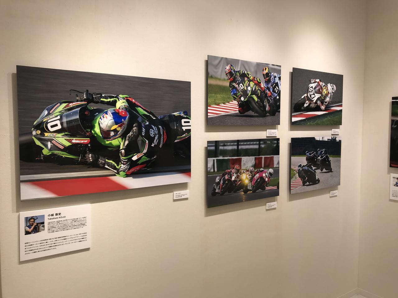 画像3: 井上雅行・小城崇史 写真展「Racing 2&4」がオリンパスプラザ東京クリエイティブウォールで開催中!  9月4日まで。