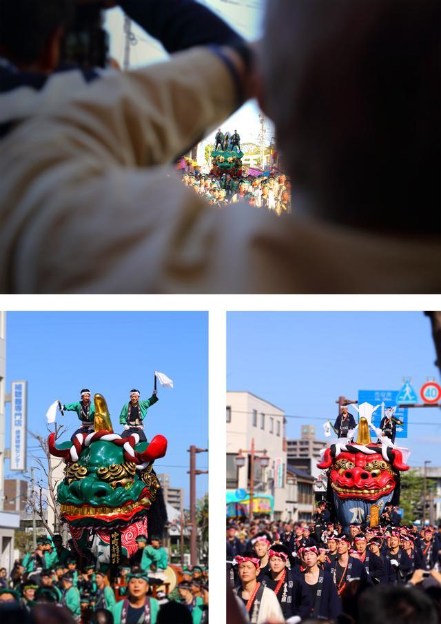 画像1: お隣の佐賀県の秋季例大祭「唐津くんち」