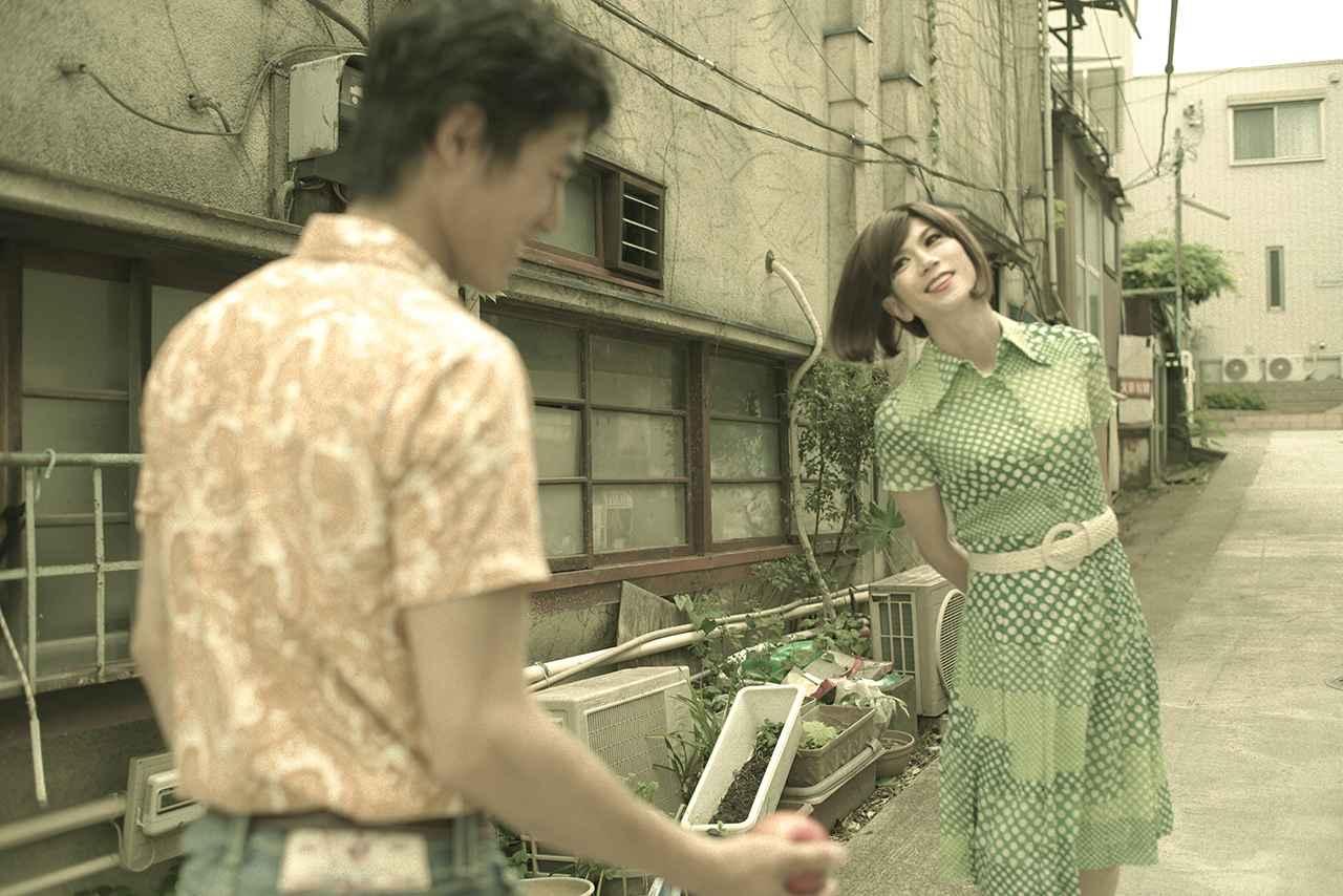 画像3: 初の男性登場シリーズ!下北沢で「同棲時代」なフォトセッション