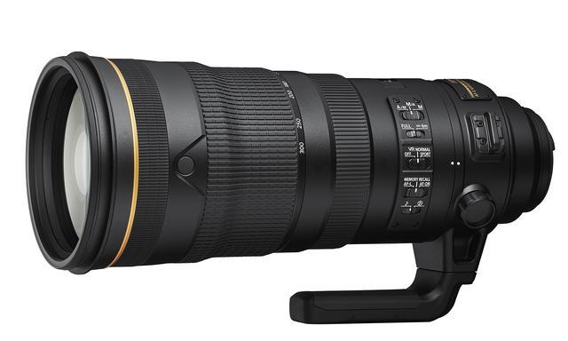 画像: AF-S NIKKOR 120-300mm f/2.8E FL ED SR VR