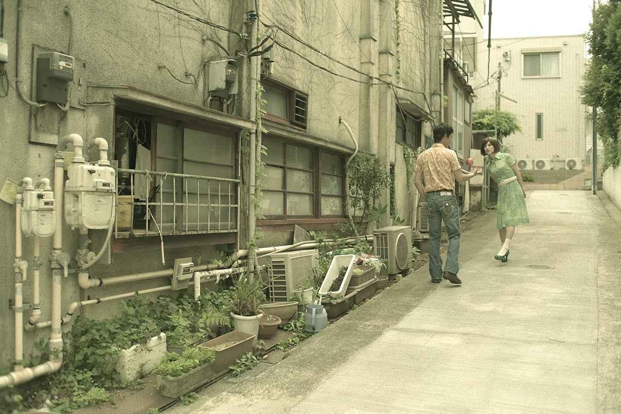 画像2: 初の男性登場シリーズ!下北沢で「同棲時代」なフォトセッション