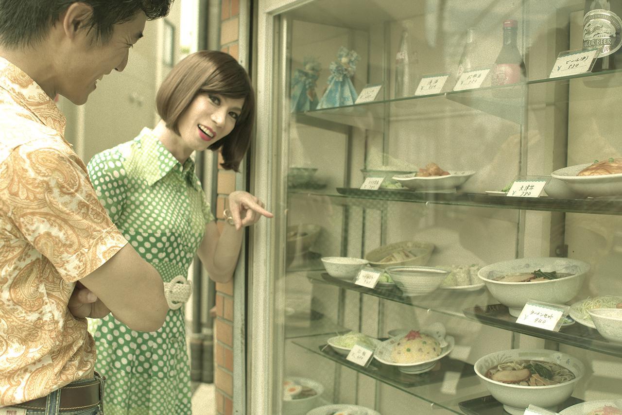 画像1: デパートにある中華レストランみたいな「清龍苑」