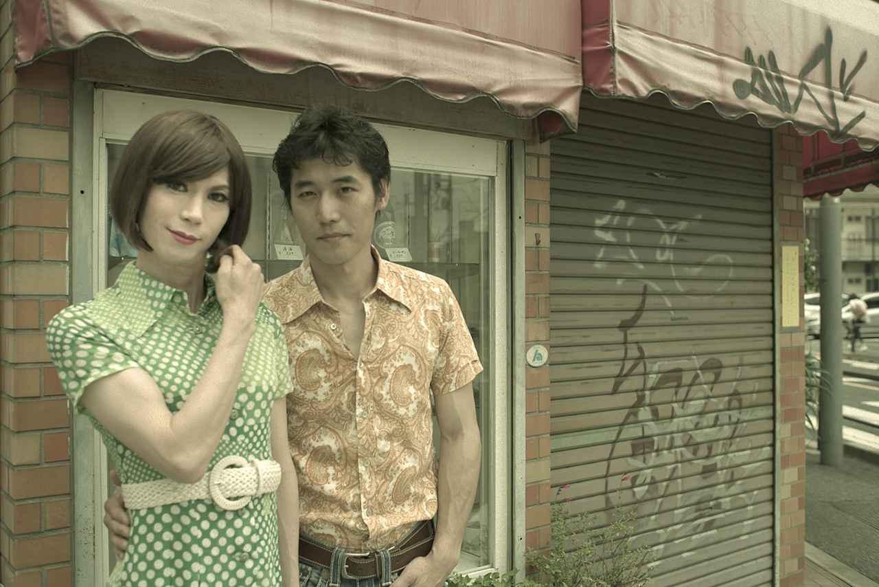 画像1: 初の男性登場シリーズ!下北沢で「同棲時代」なフォトセッション