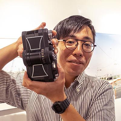 画像: 写真家・新納 翔プロフィール
