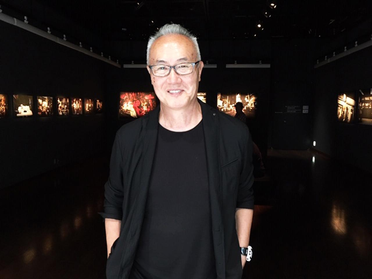 画像1: 山口晴久写真展『都市彷徨』。山口氏は、大阪府立成城高校の写真部顧問をされており、これまで何度も個展を開催しています。