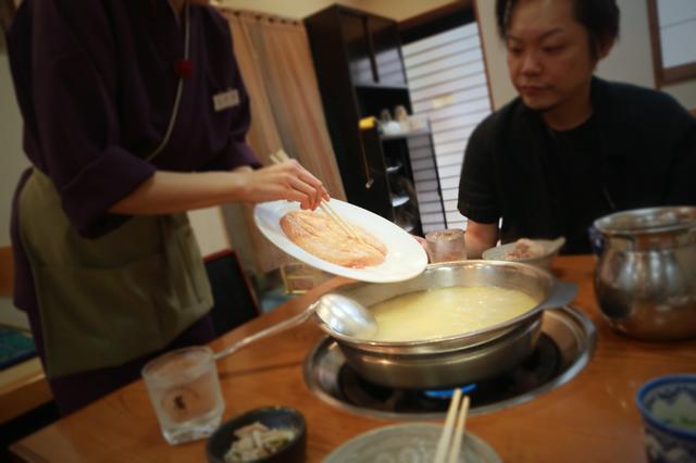画像1: 水炊きの名店「長野」