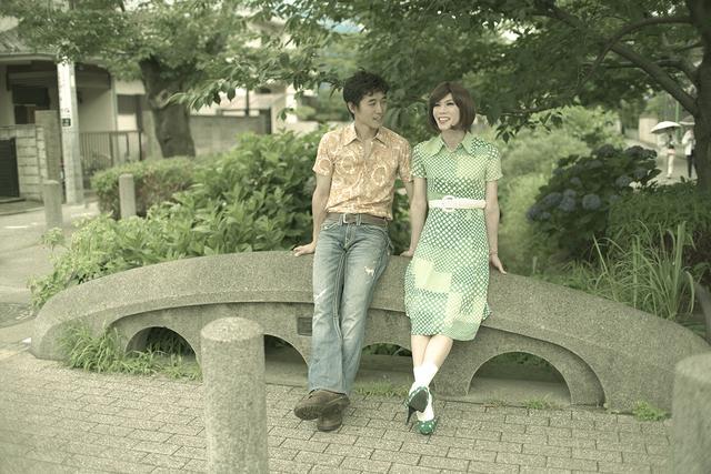 画像2: 下北沢のNo.1お花見スポット 北沢川緑道公園