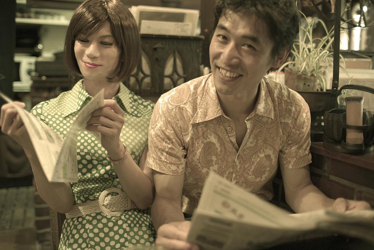 画像4: 「世田谷邪宗門」 店構えとは裏腹におしゃべりに花の咲く明るい喫茶店
