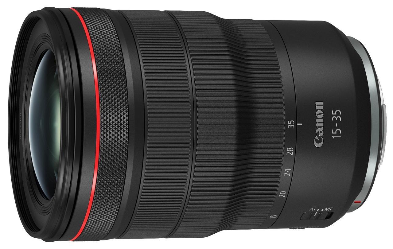 画像: RF15-35mm F2.8 L IS USM