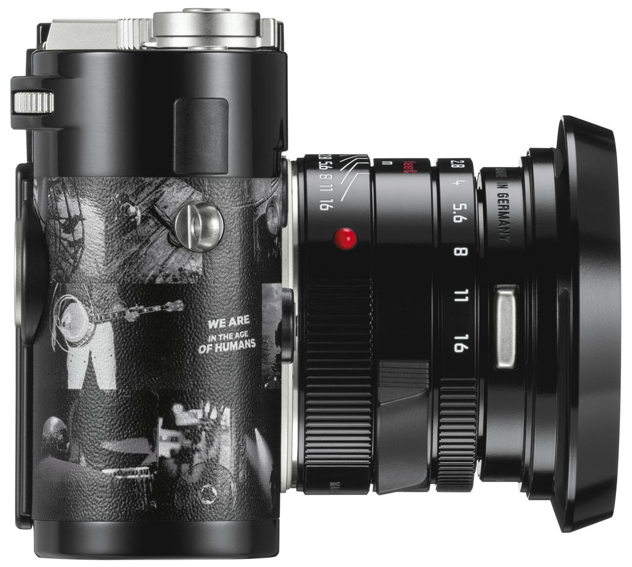 画像: セットレンズはライカ ズミクロンM f2/35mm ASPH.。