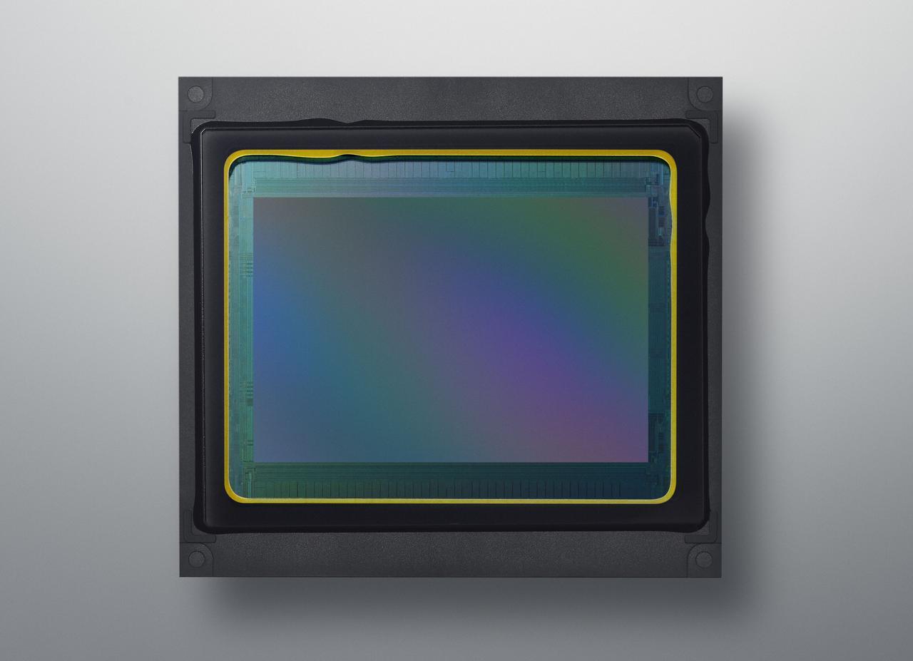 画像: Z 50に搭載されるニコンDXフォーマット有効2088万画素CMOSセンサー