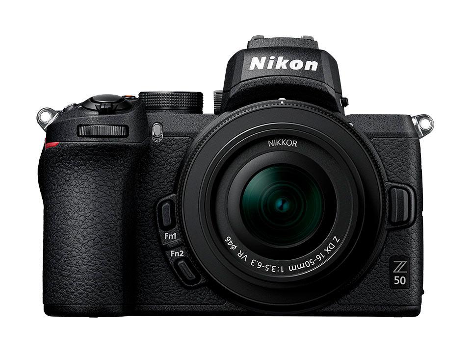 画像: Z 50-概要 | ミラーレスカメラ | ニコンイメージング