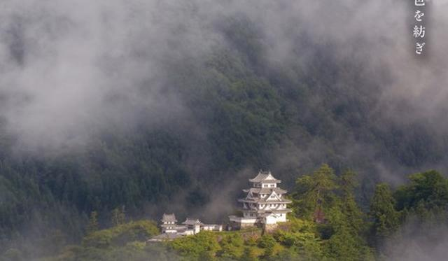 画像: 郡上八幡城 | 日本最古の木造再建城