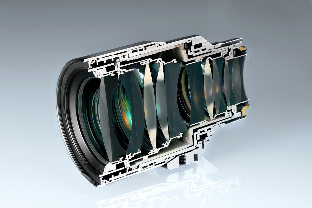 画像: NIKKOR Z 58mm f/0.95 S Noctカットモデル