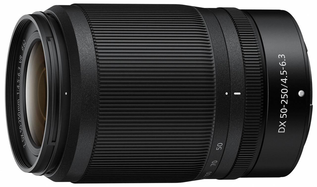画像: NIKKOR Z DX 50-250mm f/4.5-6.3 VR
