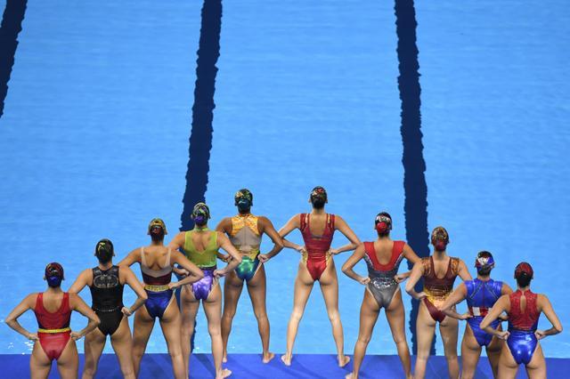 画像: FINA 世界水泳選手権 光州大会 写真展 | 写真文化活動 | ニコンイメージング