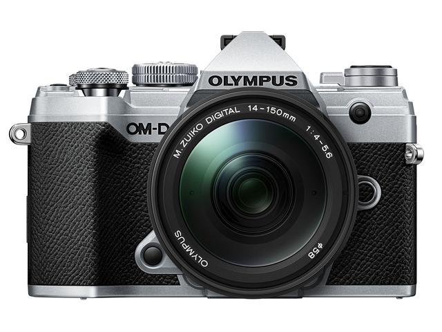 画像3: オリンパスは「OM-D E-M5 Mark Ⅲ」を発表。発売は11月下旬、ボディ市場想定価格は税別15万円前後。